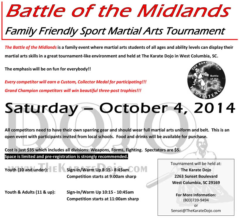 2014 Battle of the Midlands