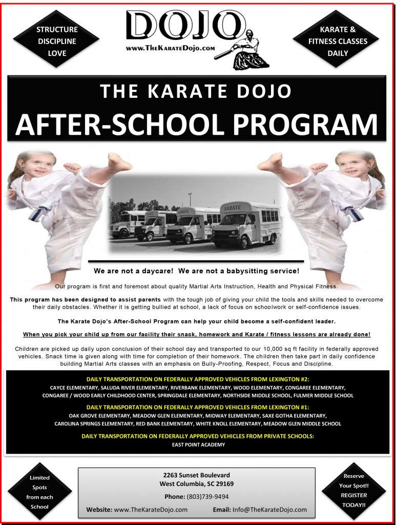 2018-2019 Kicking Kids After-School Karate Kamp (low)