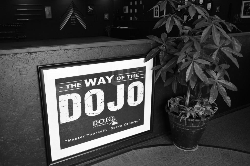 Dojo Foyer
