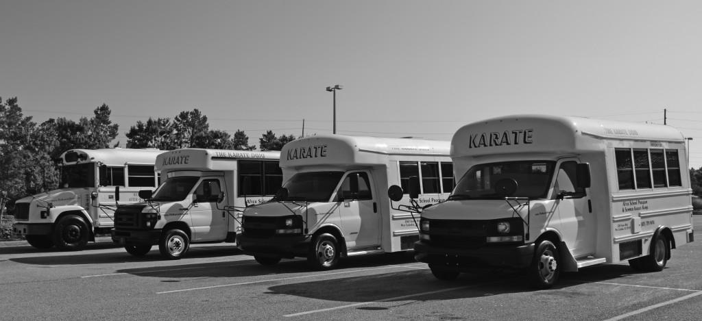 2016 - Dojo Buses